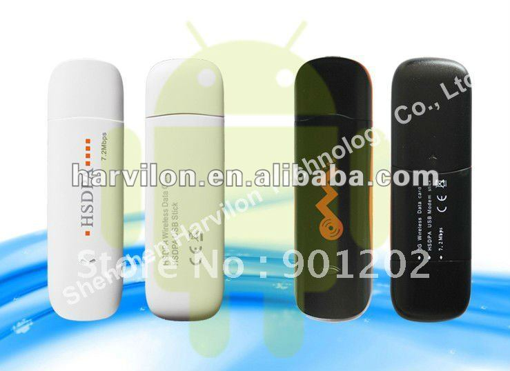 2012 New arrival 3G modem for Android