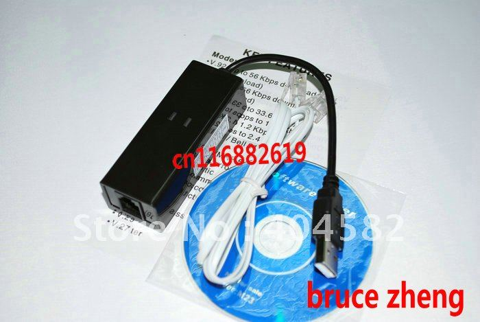 Freeshipping by DHL  USB 56K Data Fax Voice USB Modem V.92 V.90 Dial Up Conexant for xp vista win7
