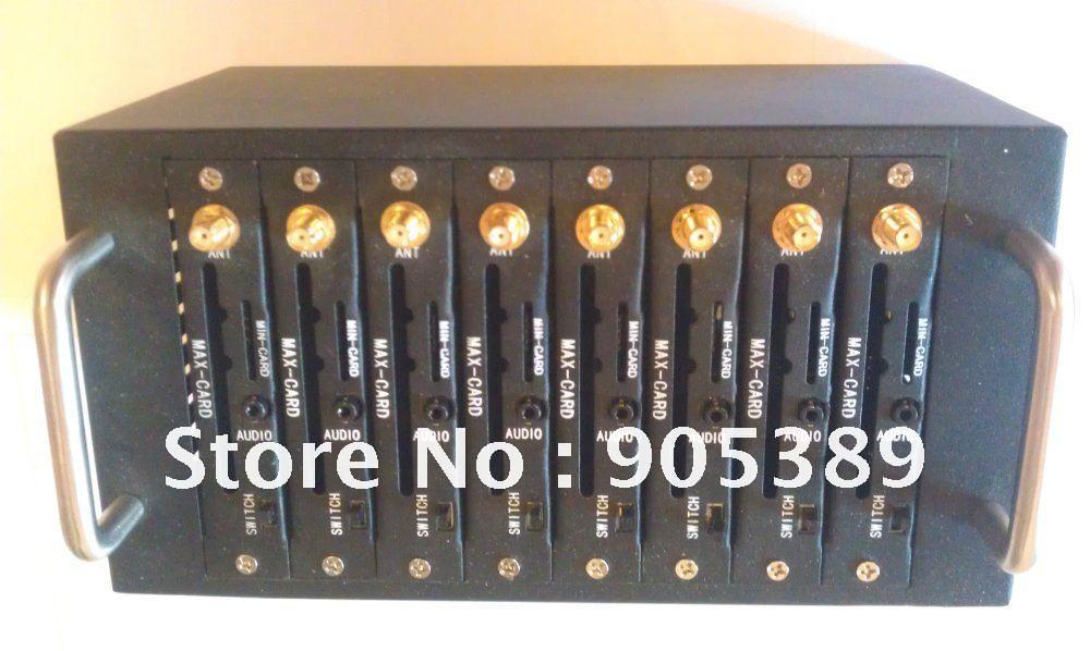 2012 new 8 ports wavecom q24 plus gsm/gprs modem