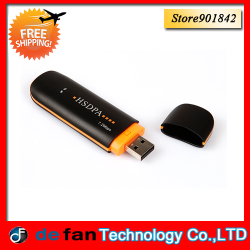 Free shipping FW173 wcdma 3g usb dongle with qualcom 2680 chipset 7.2 download speed