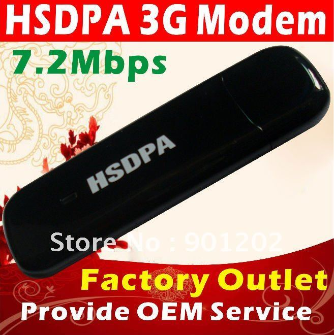 International HSDPA 3G internet DONGLE