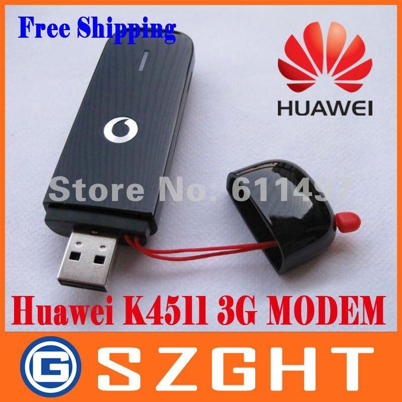Original  Huawei K4511 3g wireless HSPA+ Usb Modem Quad-Band WCDMA Free shipping