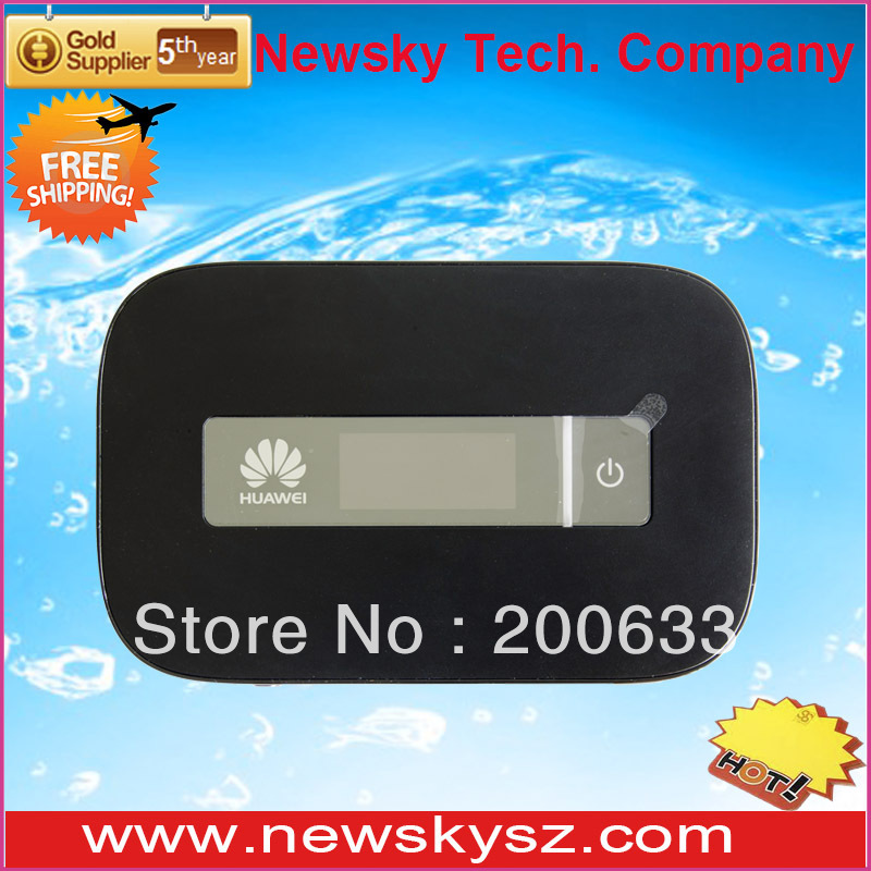 Unlocked HuaWei Router E5756 with high speed