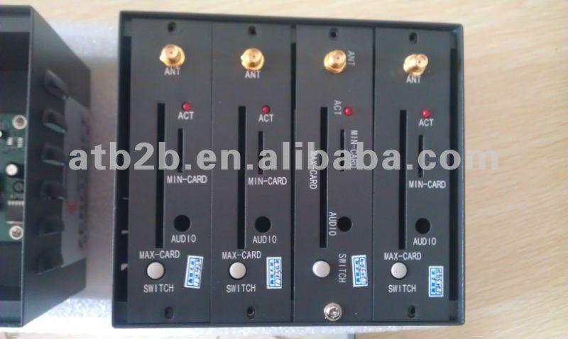 4 ports WAVECOM MODEM Q2303