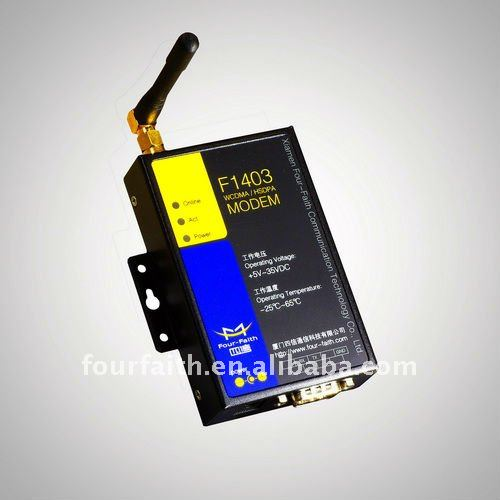 (F1403)P 3G HSPA Modem For Alarm,Trigger System