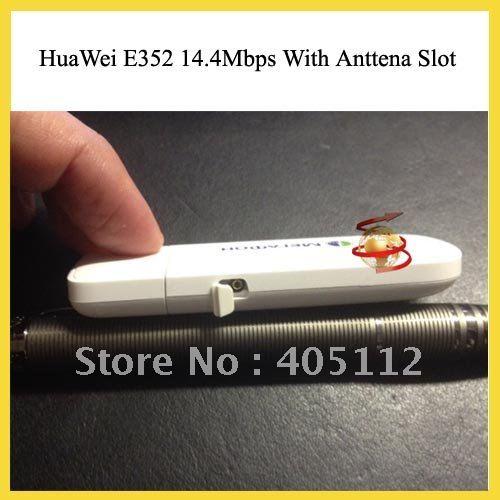 Unlock Huawei E352 Best work with MacAir