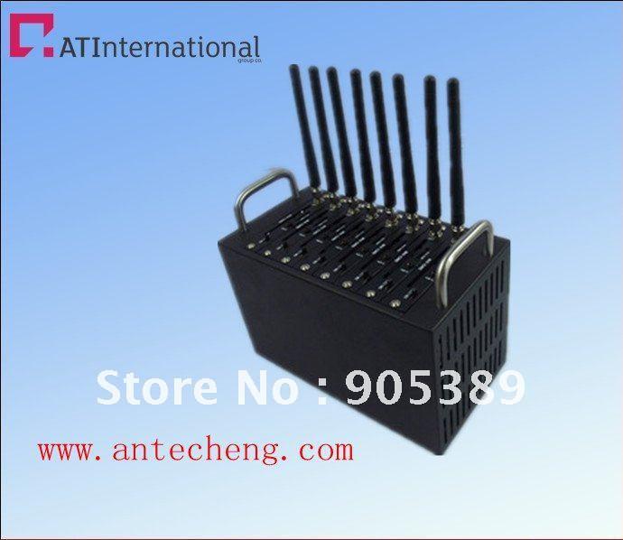 Free shipping 8 ports wavecom gsm modem /multi sim gprs  modem ---wavecom 2403