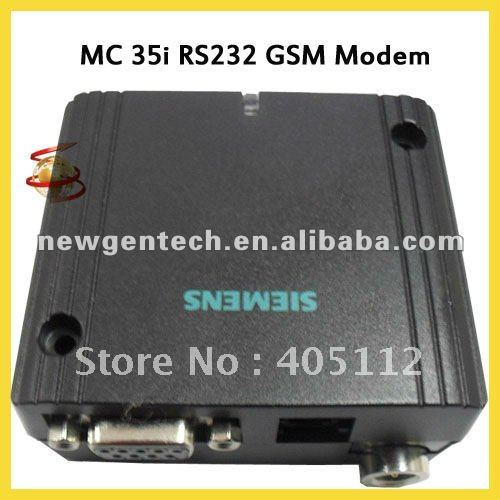 Popular Wireless GSM Modem MC35IT