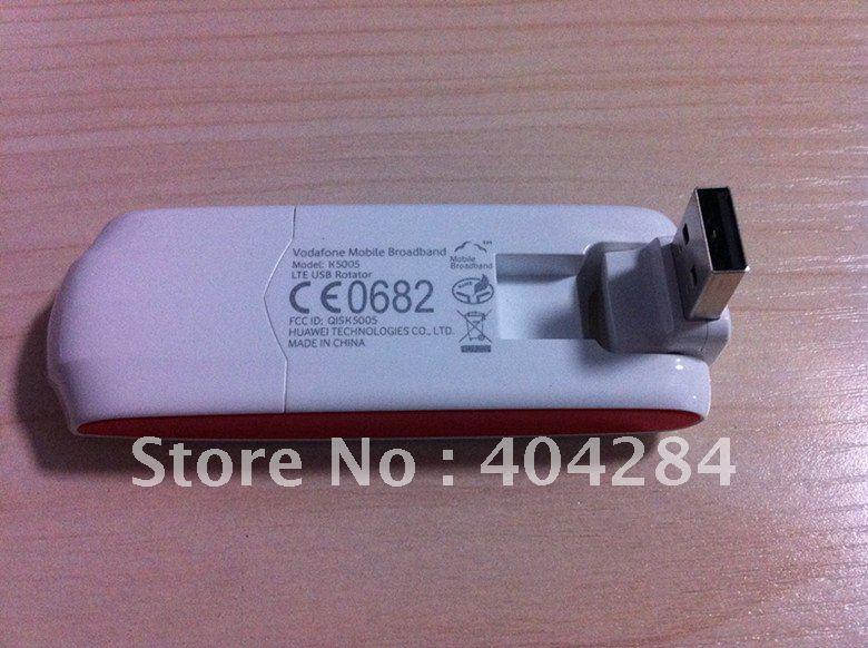 Free Shipping Unlocked Huawei 4G LTE USB Modem K5005