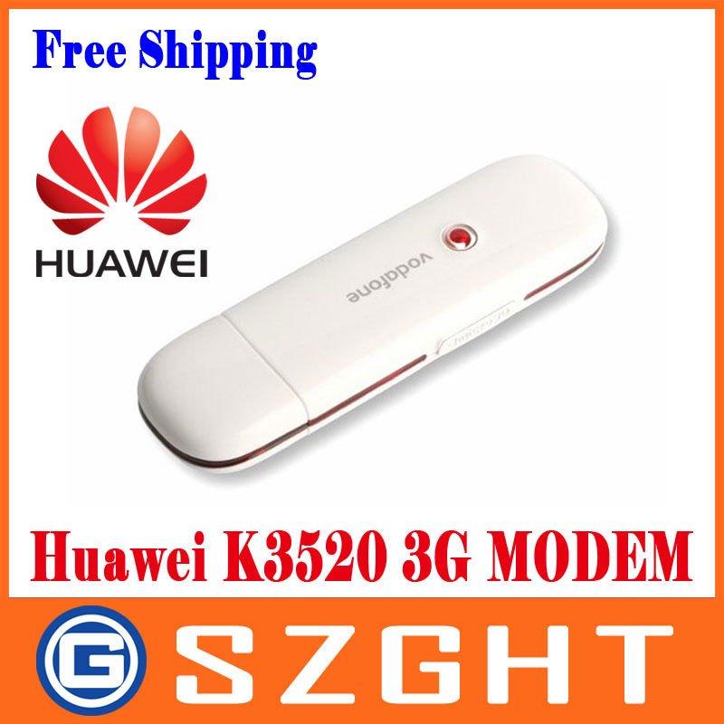 Unlocked Huawei K3520 3G Modem USB MODEM Broadband Dropshipping