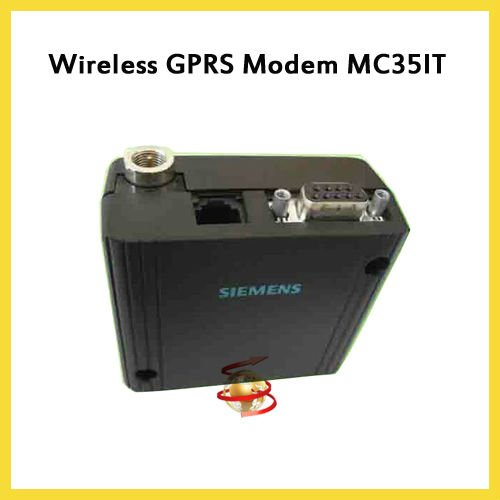 14.4 kbit GSM/GPRS MODEM MC35IT