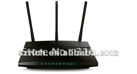 2012 hot sale 750M TL-WDR4310/4300 dual-band gigabit wireless router support English