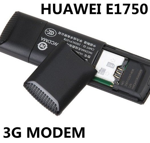 Unlocked HUAWEI 3G MODEM E1750 For flytouch android windows OS GPRS/EDGE/WCDMA/UMTS/HSDPA