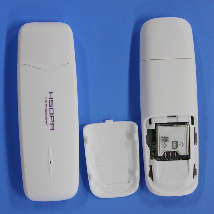 2100MHz HSDPA Modem  WCDMA 3G Wireless Network Card USB Modem Adapter for PC Tablet SIM Card HSDPA EDGE GPRS Android System