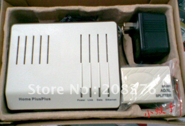 ALCATEL shanghai bell ADSL modem 500 home plus S6307