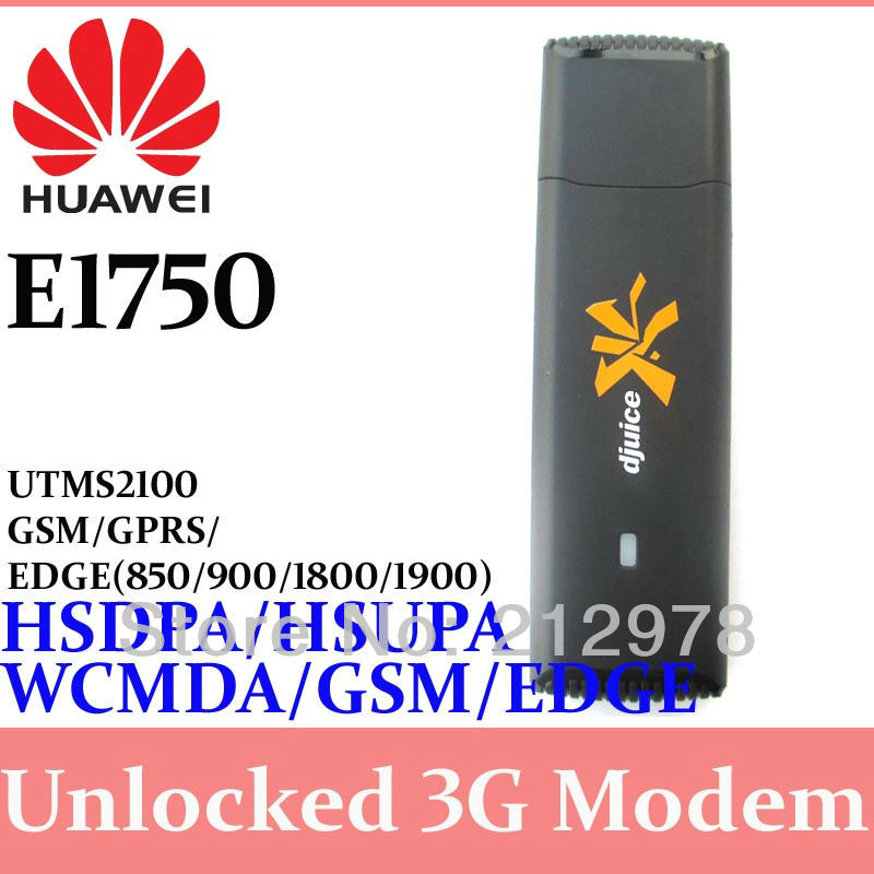 10PCS Huawei E1750 USB 3G modem WCDMA Dongle SUPPORT Android 2.2 Android 2.3 4.0 OS Tablet PC MID GOOD THAN E220