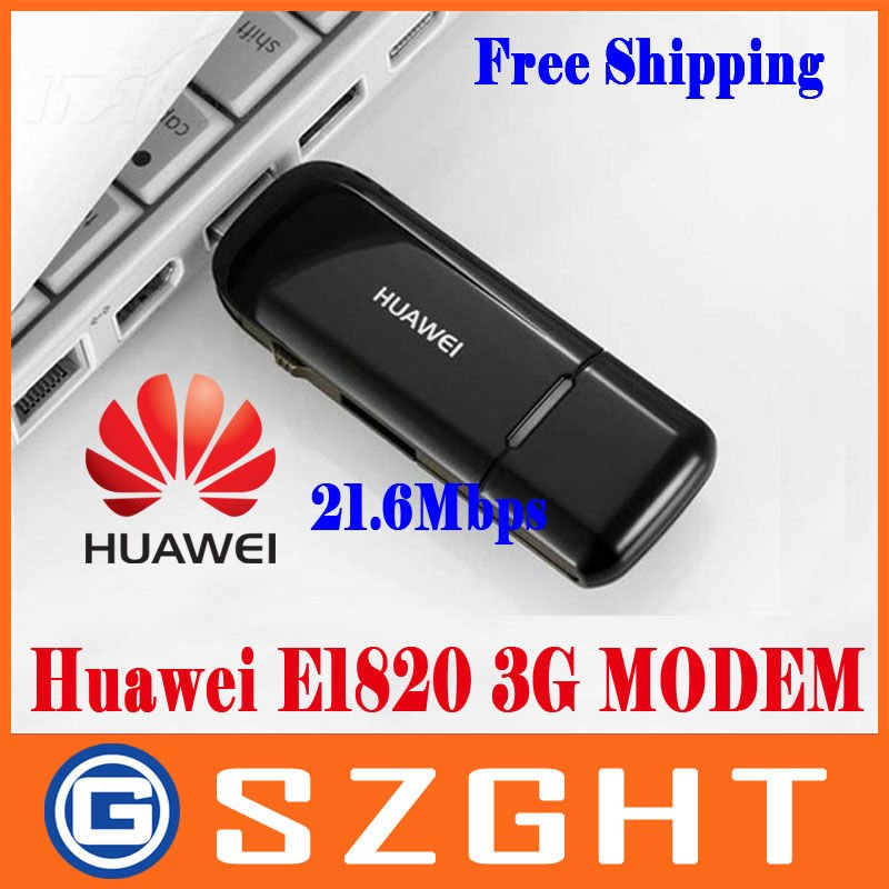 Unlocked Huawei E1820 Modem 21.6M Wireless Broadband Unlocked Dropshipping