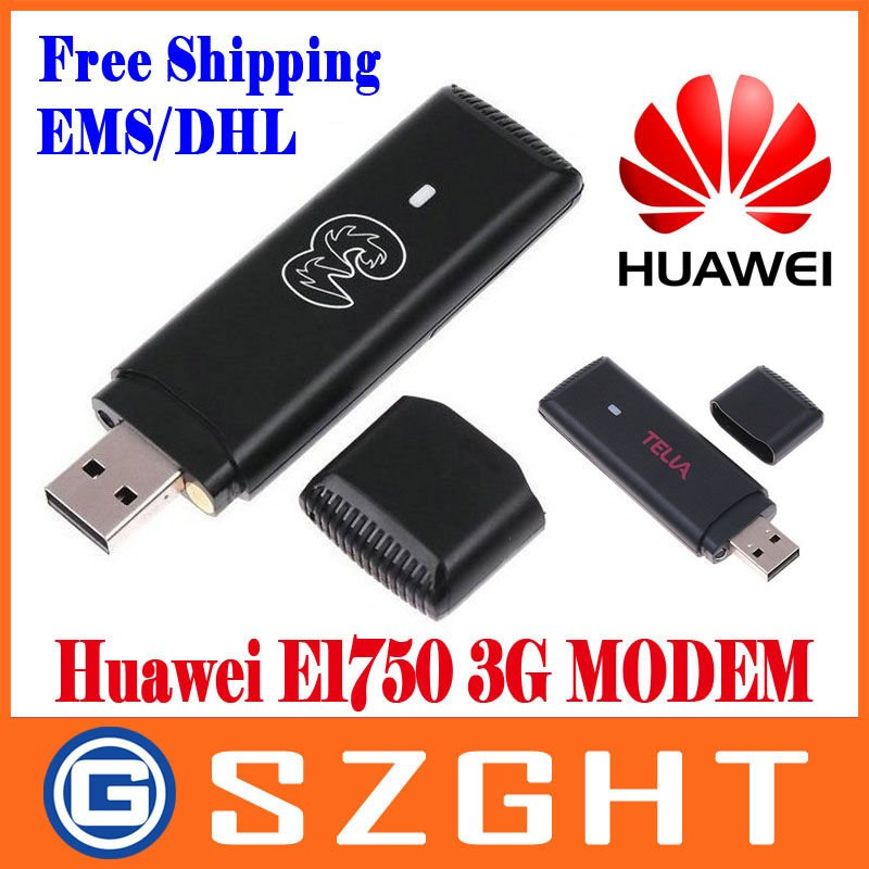 Huawei E1750 WCDMA 3G Wireless Network Card USB Modem Adapter for PC Tablet SIM Card HSDPA EDGE GPRS Android System Support