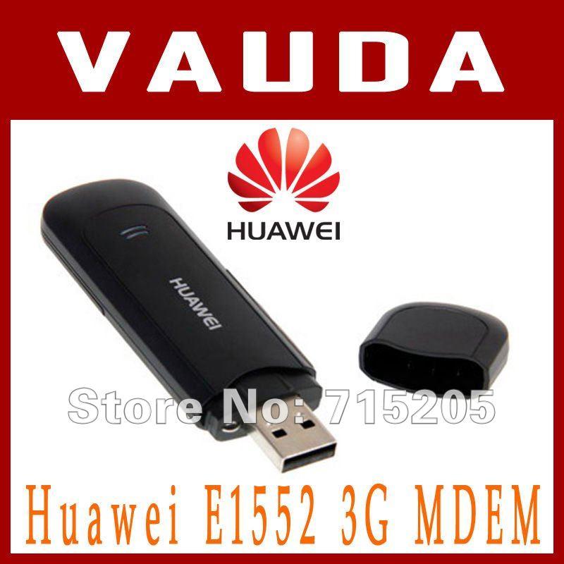 Unlocked Huawei E1552 3G Usb Wireless 3.6M Modem Wholesale  Free shipping