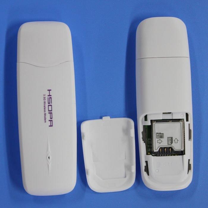 free shipping high-speed 2100MHz HSDPA Modem D697