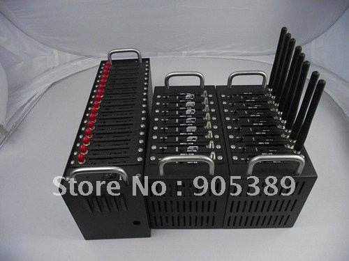 free shipping Wavecom16 Ports GSM Modem, high-speed cluster send SMS, 900/1800 MHz usb100% factory price