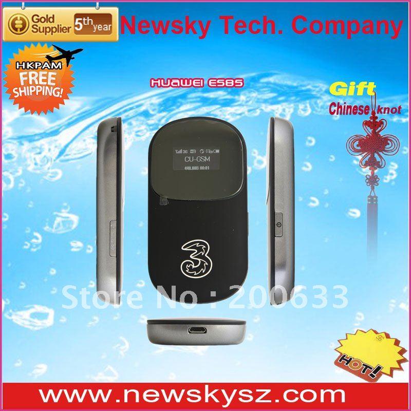 7.2 Mbps HSDPA HUAWEI 3G Wireless Router E585