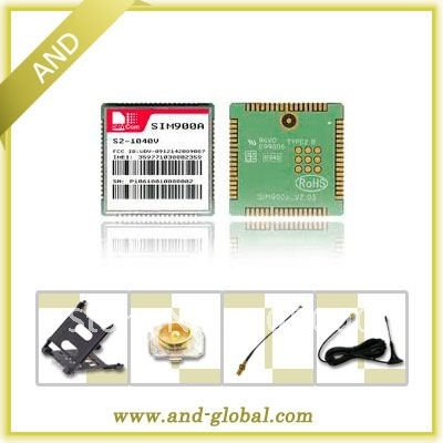 SIMCOM module SIM900A Only Asia countries can use