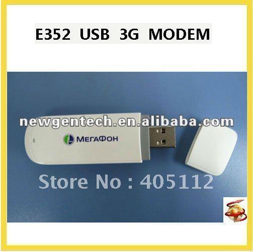 Unlocked Huawei E352 HSPA+14.4mbps wireless modem