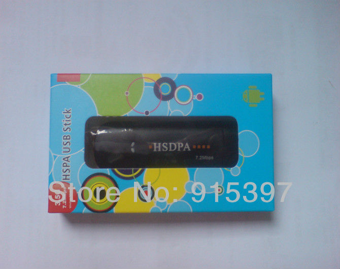 Free Shipping-Unlocked High Speed 3G Hsdpa Modem--equal to ZTE and Huawei-ASC121