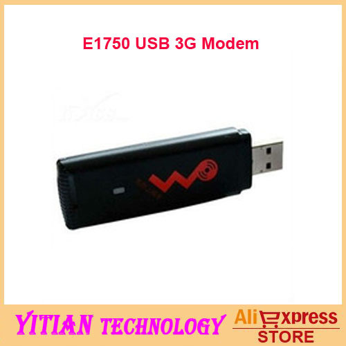 E1750 wireless usb 3G modem adapter for android mini pc ,cheap shipping.