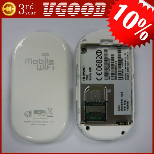 Huawei E586 21.6mbps HSPA+ Pocket WIFI Router New Arrival