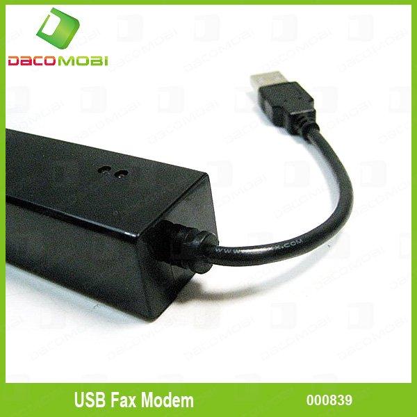 USB Fax Modem 56K Dial up Voice Data External V.90 V.92 For Windows 98 20Pcs/Lot