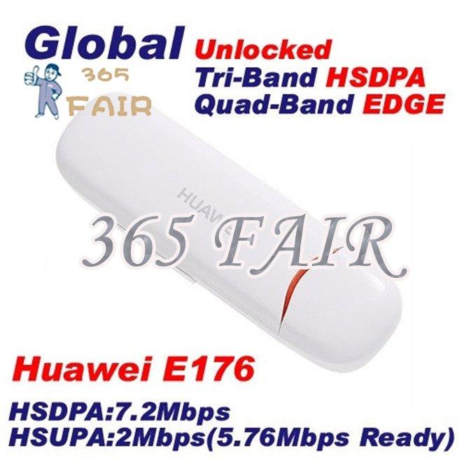 Huawei  E176 3.5G HSUPA USB Modem - Tri-Band