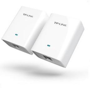 original TP-Link  Powerline Adapter TL-PA201 mini 2 * 200Mbps IPTV Network Extender Homeplug AV  Kit  Free Shipping
