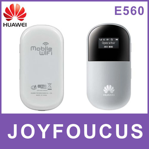 Unlocked Huawei E560 Usb 3G 7.2M Modem Wireless Router ,by kim