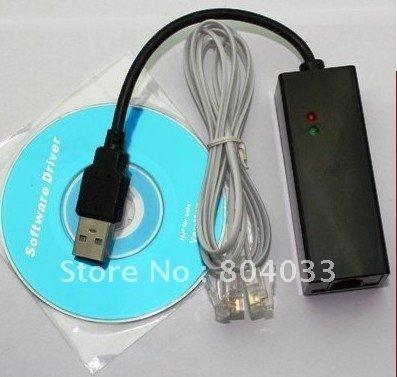 Best Free Drop Shipping 56K Data Fax Voice USB Modem V.92 V.90 External Dial Up Conexant Modem