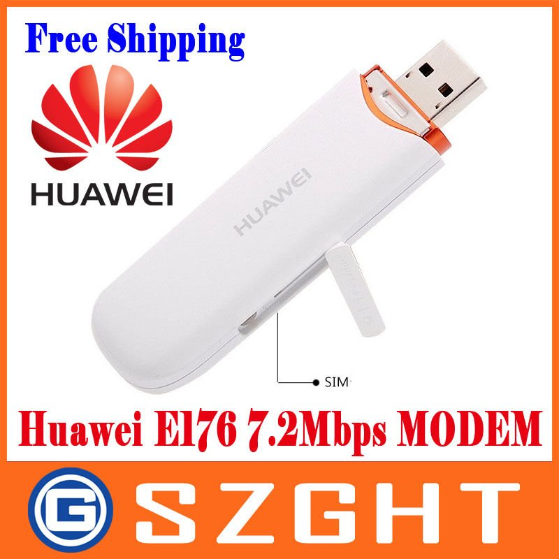 Brand New Huawei E176 Usb Hsdpa 3G Wireless Modem 7.2Mbps Dropshipping Wholesale