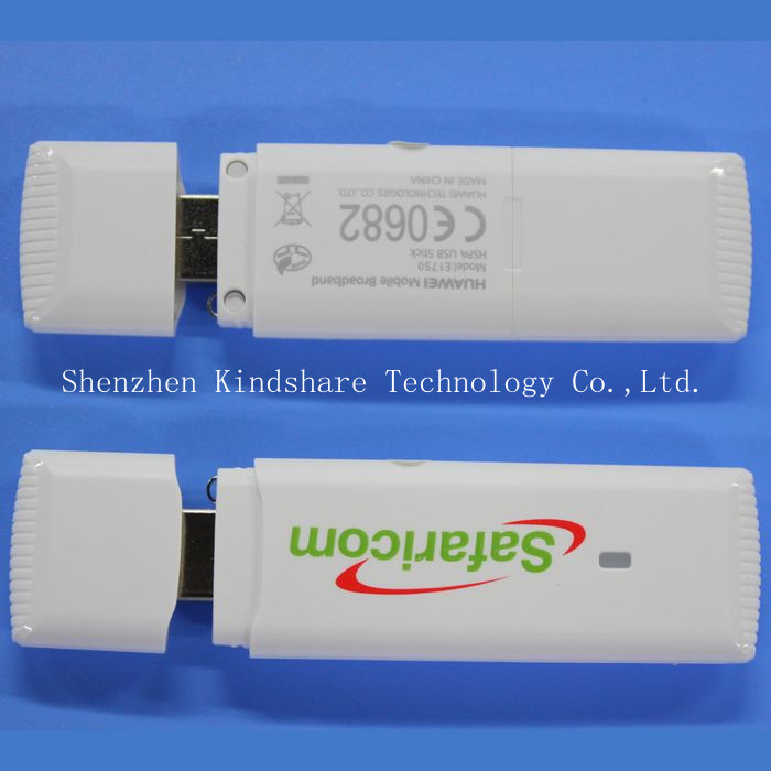 Freeshipping Huawei E1750 WCDMA 3G Wireless Network  Adapter Tablet SIM Card HSDPA EDGE GPRS Android System Support