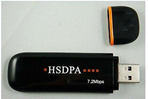 HOT SALE! Free Shipping Unlocked 7.2M USB 3G Modem for tablet pc android dongle