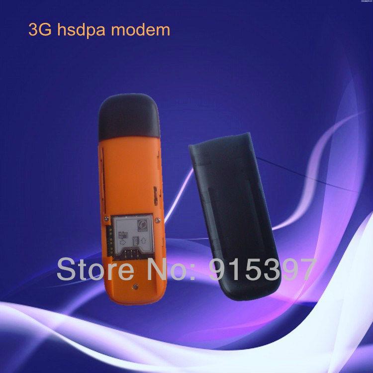 Free shipping-Fast 7.2M 3g HSDPA GSM Unlocked USB Modem 3.5G 3G Dongle -ASC108