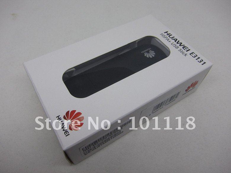 Free shipping100% new original  HuaWei E3131 4G modem max 21.6Mbps wireless network card unlocked USB2.0 interface