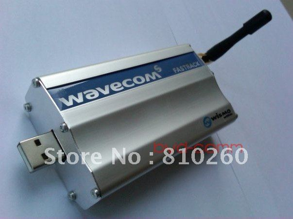 wavecom M1206B GPRS modem for USB Interface original version factory supply 20% shipping off