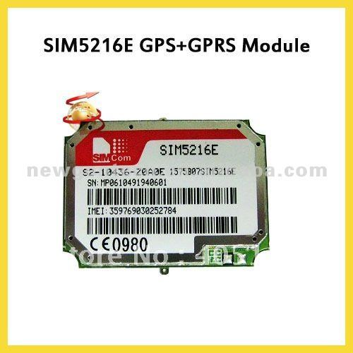 HSDPA/WCDMA/GSM/GPRS/EDGE SIM5216E