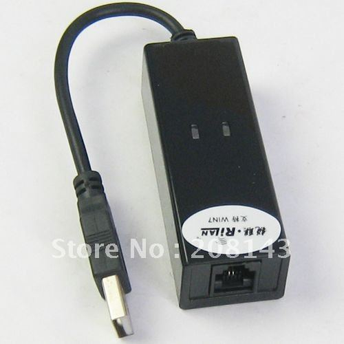 56K Data Fax Voice USB Modem V.92 Dial Up Conexant