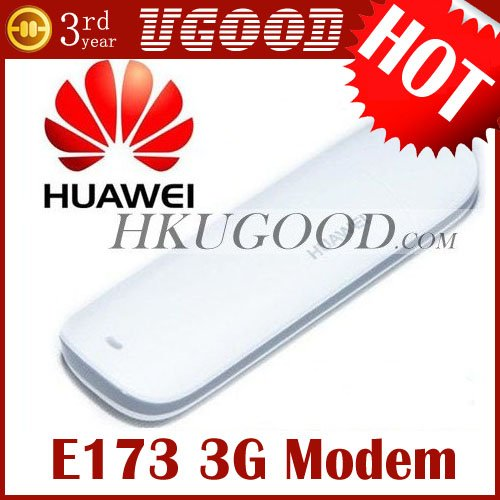 Huawei E173 Unlocked 7.2M Hsdpa USB 3G Modem Support CE Dropshipping