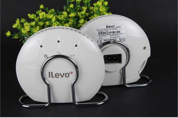 French Brand ILevo Powerline adapter  2 * 200Mbps Ethernet bridge IPTV Network Extender Homeplug Kit Free Shipping