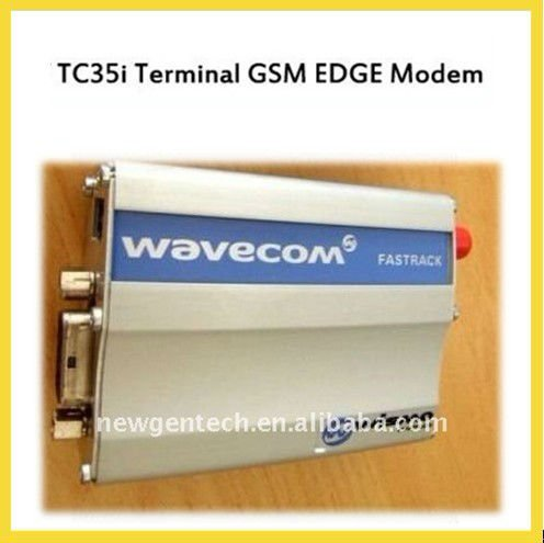 RS232 GSM modem with siemens TC35I module