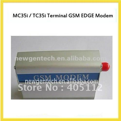 TC35i GSM Wireless MODEM Control via AT Command