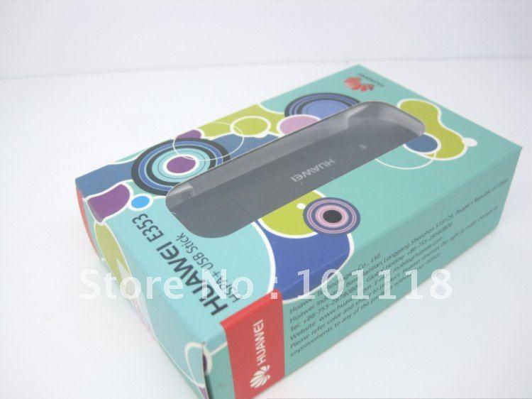Freeshipping New original HuaWei E353 3G Wireless Modem 21.6Mbps