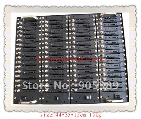 hotselling factory price  bulk gprs gsm sms modem 8/16/32/64 ports